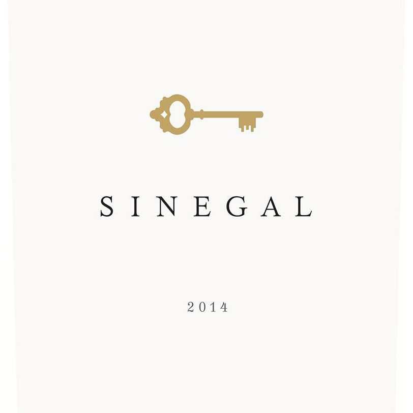 Sinegal Estate Reserve Cabernet Sauvignon 2014 Front Label