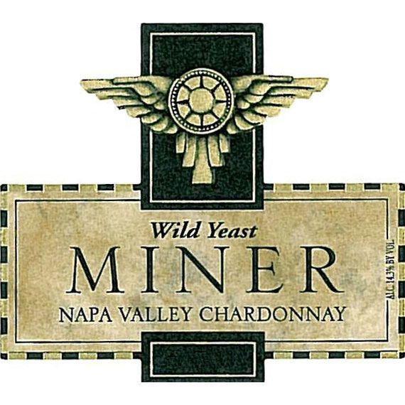 Miner Family Wild Yeast Chardonnay 2012 Front Label