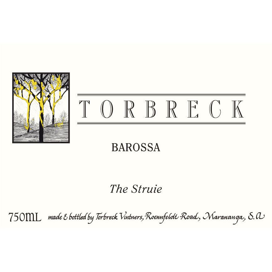Torbreck The Struie 2013 Front Label