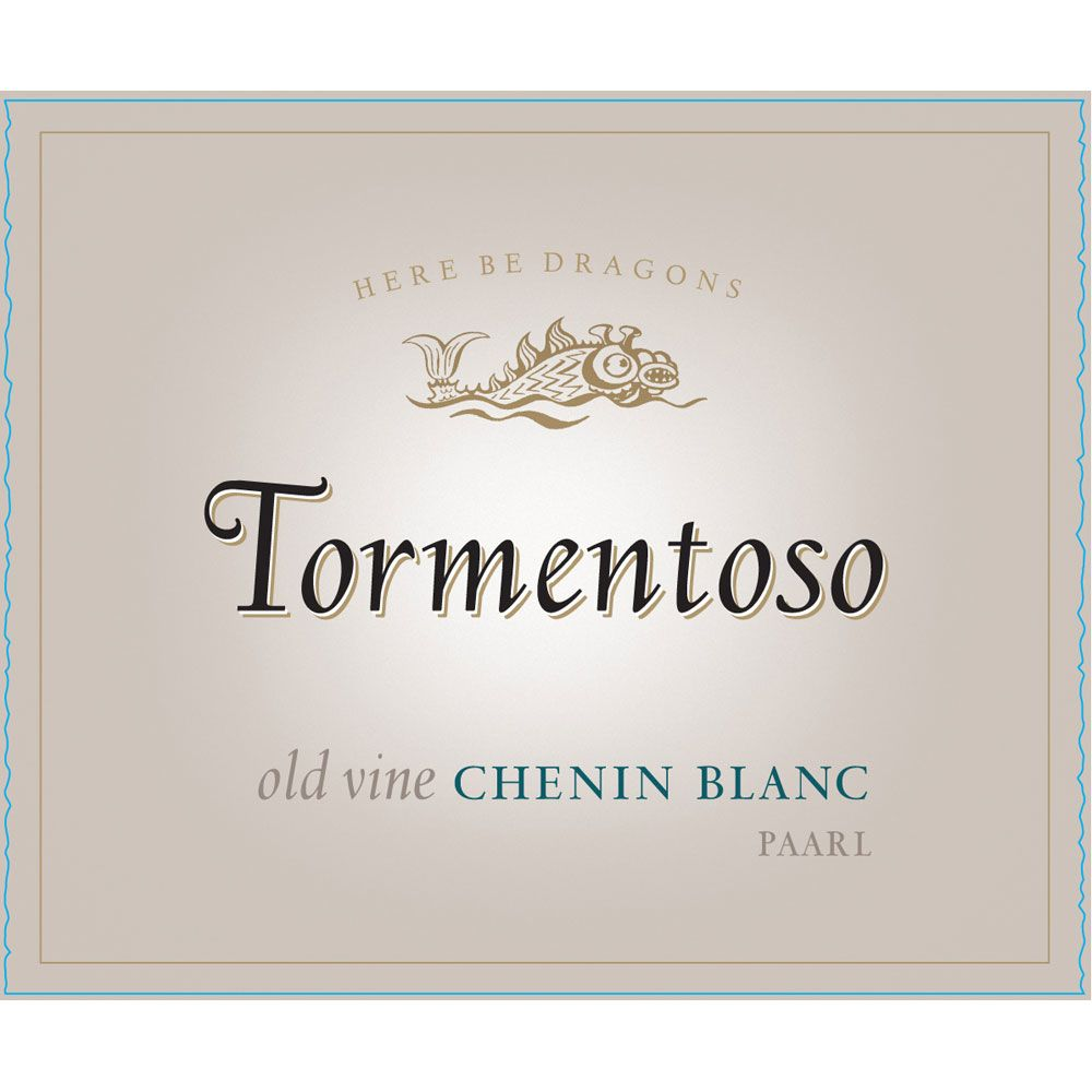 Tormentoso Chenin Blanc 2013 Front Label