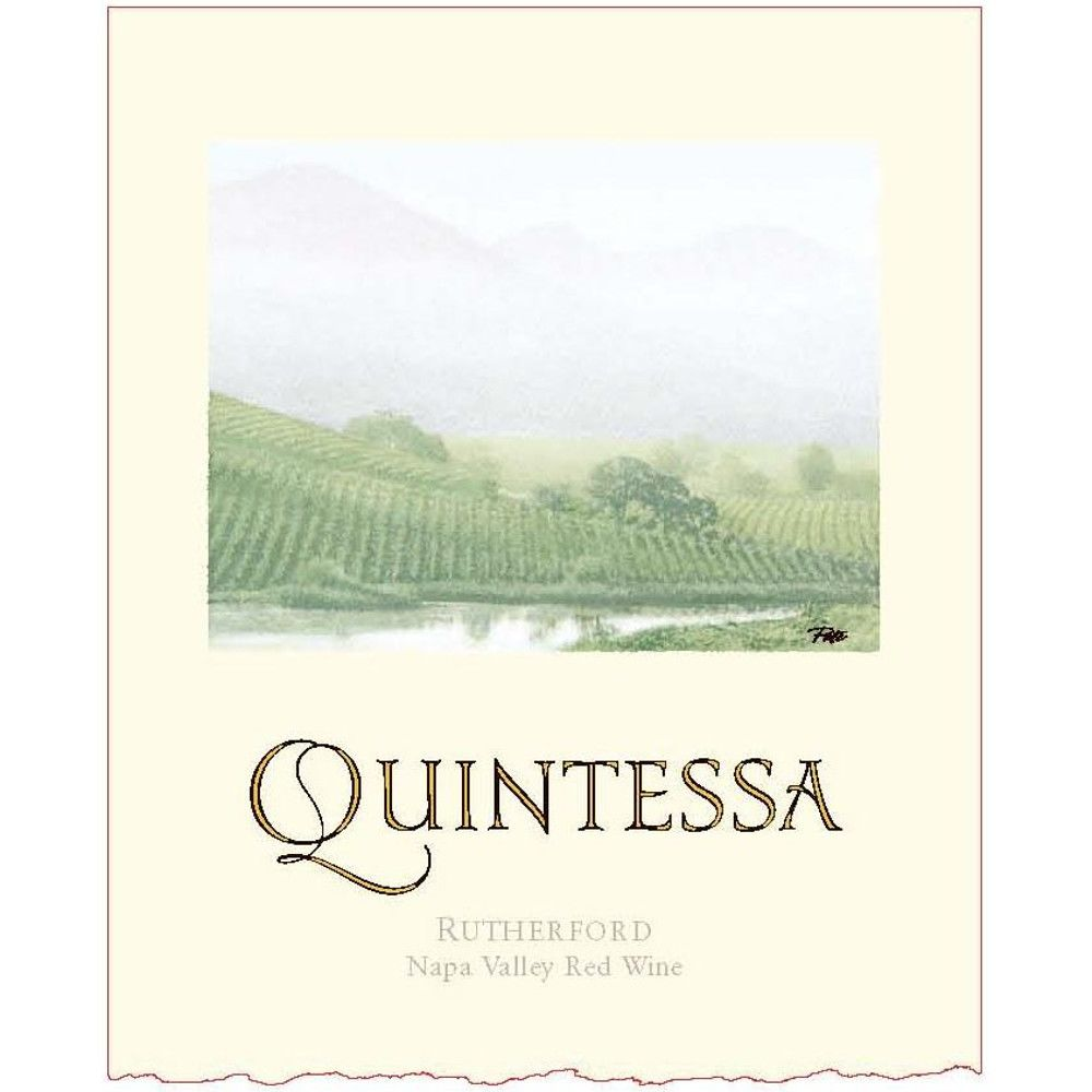 Quintessa (3 Liter Bottle) 2011 Front Label