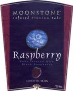 SakeOne Moonstone Black Raspberry Sake Front Label