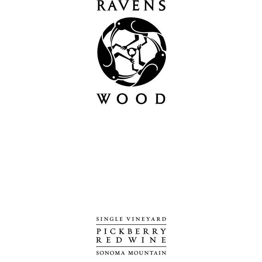 Ravenswood Pickberry Vineyards 2014 Front Label