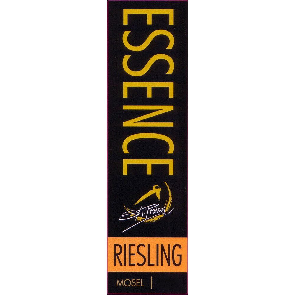 S.A. Prum Essence Riesling 2015 Front Label