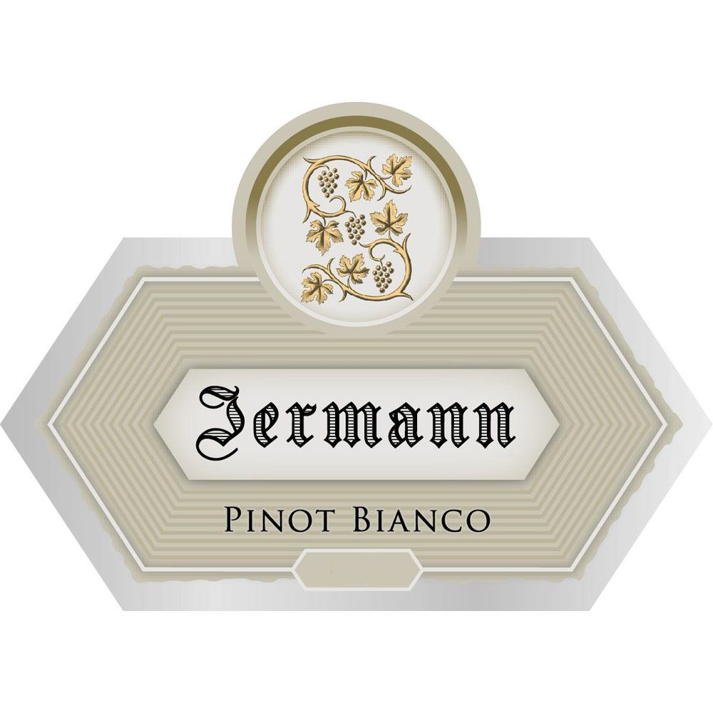 Jermann Pinot Bianco 2014 Front Label