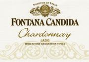 Fontana Candida Chardonnay 1998 Front Label