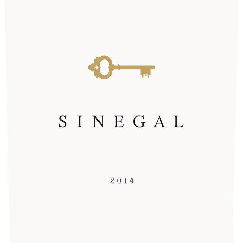 Sinegal Estate Cabernet Sauvignon 2014 Front Label