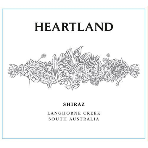 Heartland Shiraz 2014 Front Label