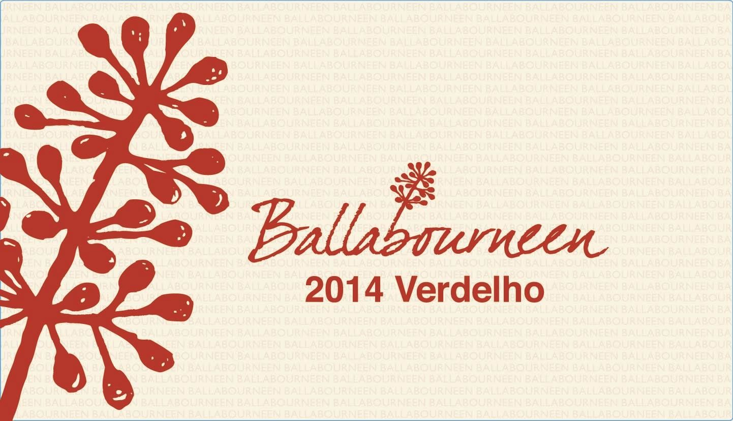 Ballabourneen Wine Co Verdelho 2014 Front Label