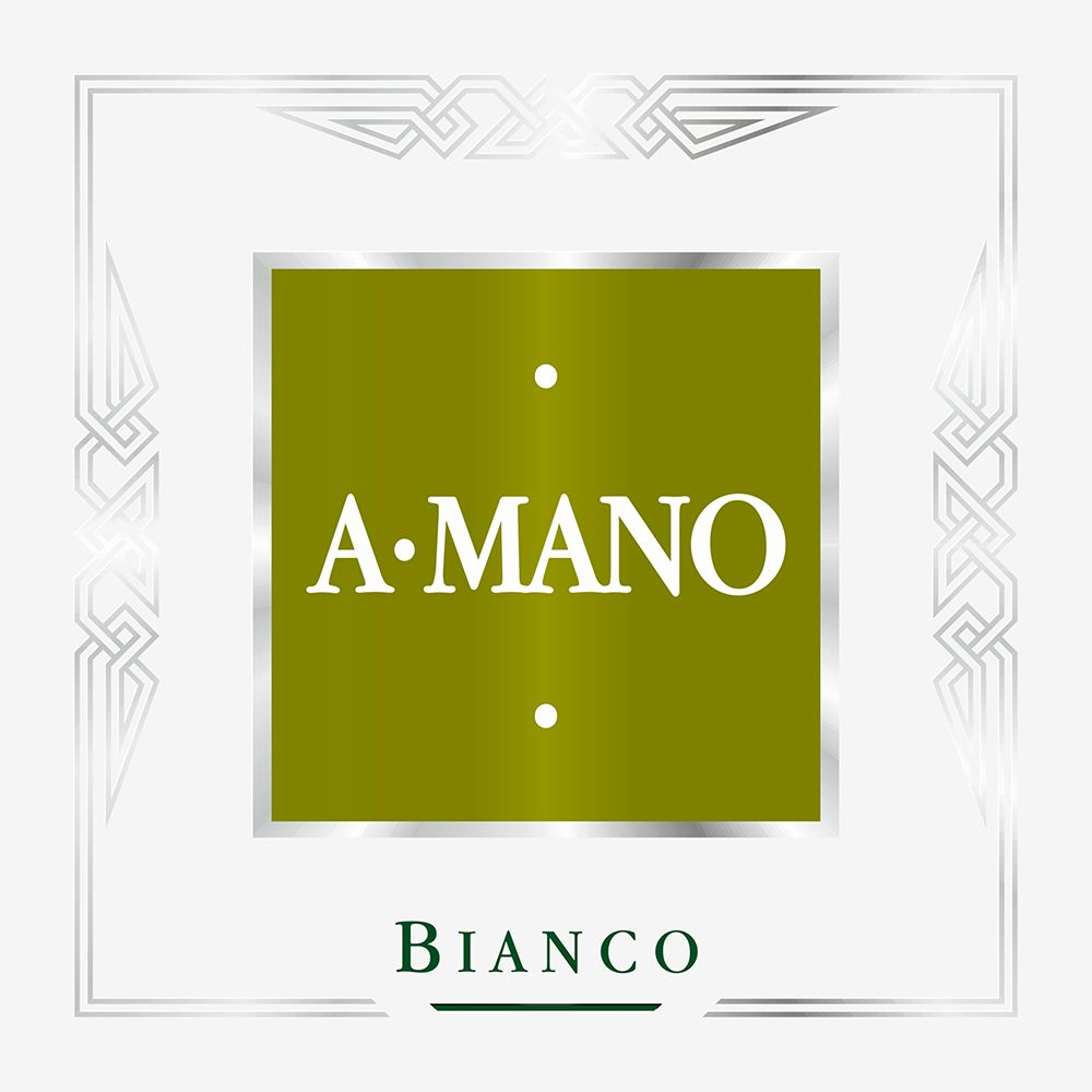 A Mano Bianco 2015 Front Label