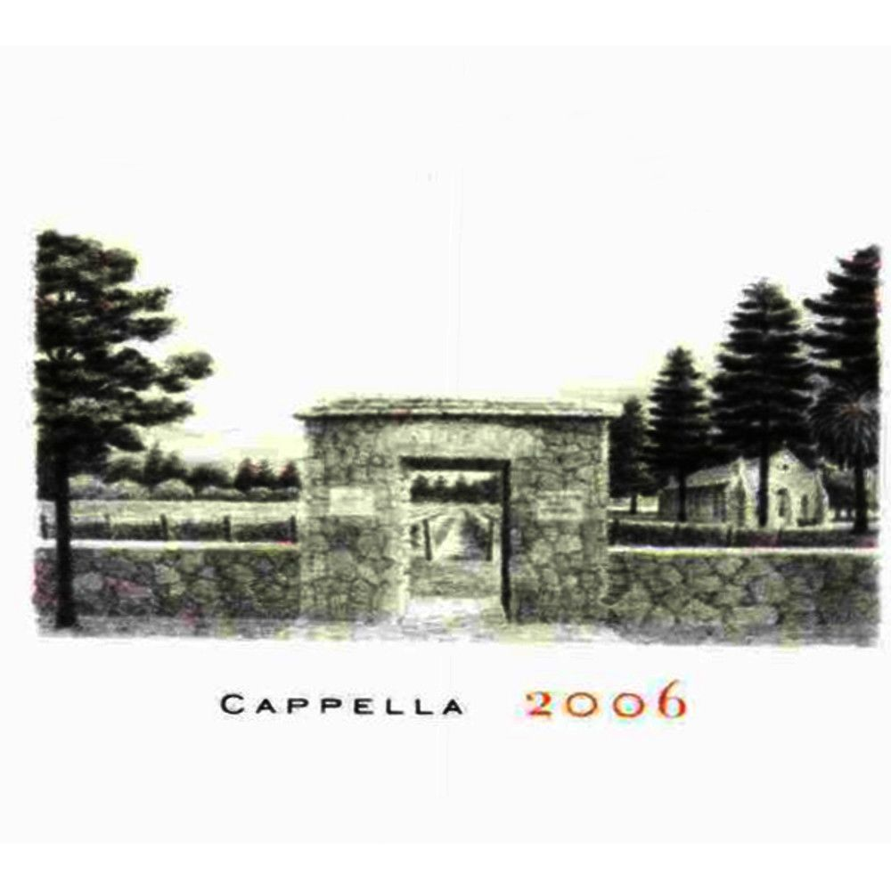 Abreu Vineyards Cappella 2006 Front Label