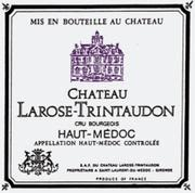 Chateau Larose-Trintaudon  1996 Front Label