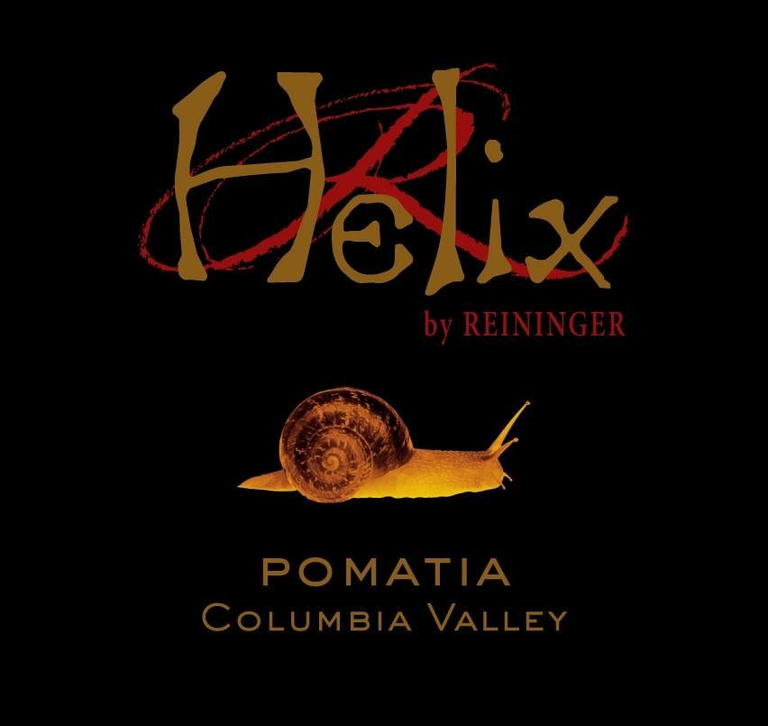 Reininger Helix Pomatia Red 2008 Front Label