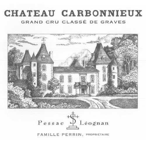 Chateau Carbonnieux  2016 Front Label