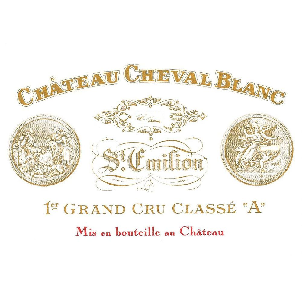 Chateau Cheval Blanc  2016 Front Label