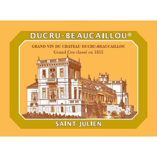 Chateau Ducru-Beaucaillou  2016 Front Label