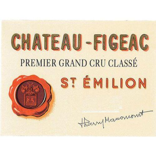 Chateau Figeac (1.5 Liter Magnum) 2016 Front Label