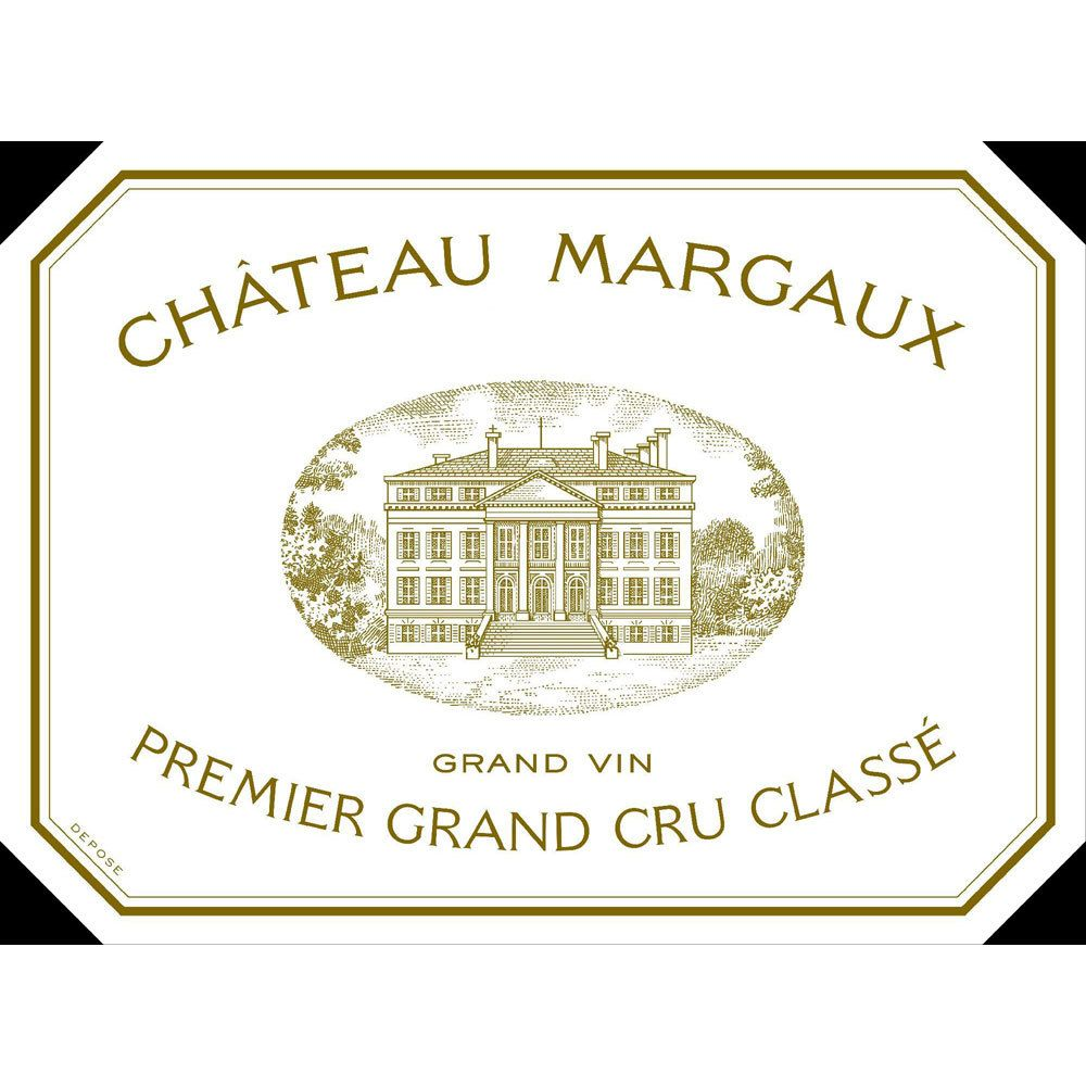 Chateau Margaux  2016 Front Label