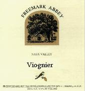 Freemark Abbey Viognier 1999 Front Label
