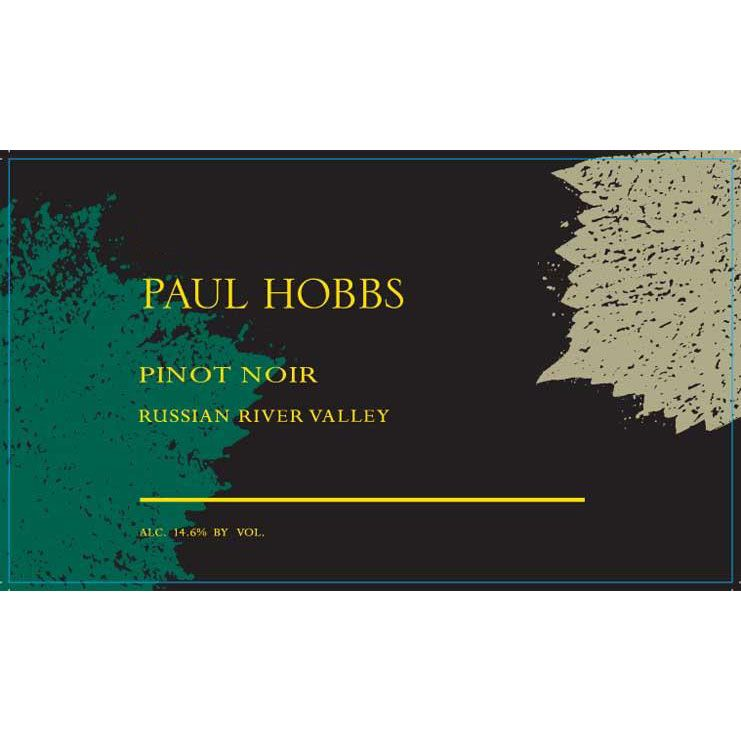 Paul Hobbs Russian River Pinot Noir (375ML half-bottle) 2004 Front Label