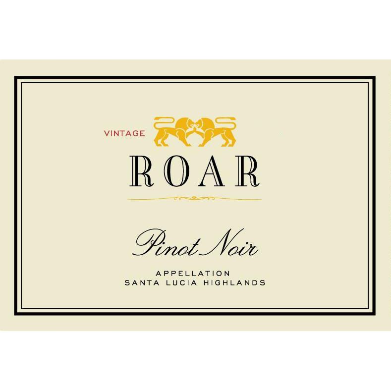 Roar Santa Lucia Highlands Pinot Noir 2002 Front Label