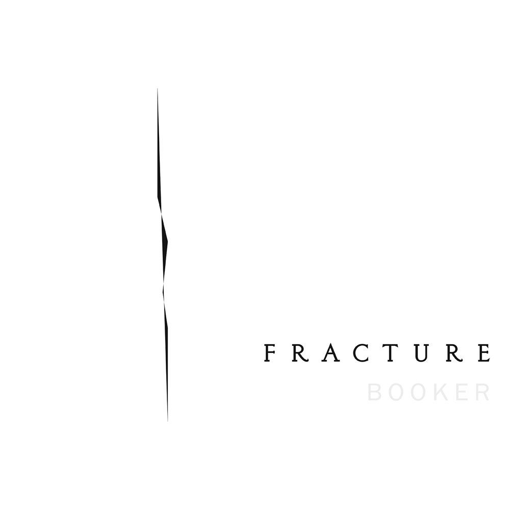 Booker Vineyard Fracture Syrah 2015 Front Label