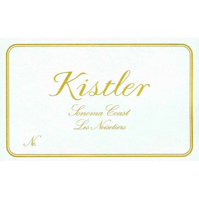Kistler Vineyards Les Noisetiers Chardonnay 2004 Front Label