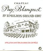 Chateau Puy Blanquet  1994 Front Label