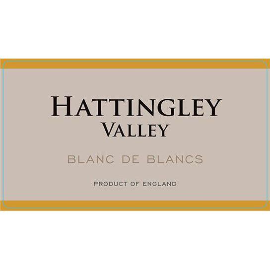 Hattingley Valley Blanc de Blancs 2011 Front Label