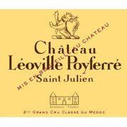 Chateau Leoville Poyferre  1995 Front Label