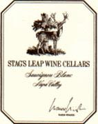 Stag's Leap Wine Cellars Sauvignon Blanc 1999 Front Label