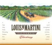 Louis Martini Chardonnay 1999 Front Label
