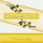 Columbia Crest Semillon Chardonnay 1998 Front Label