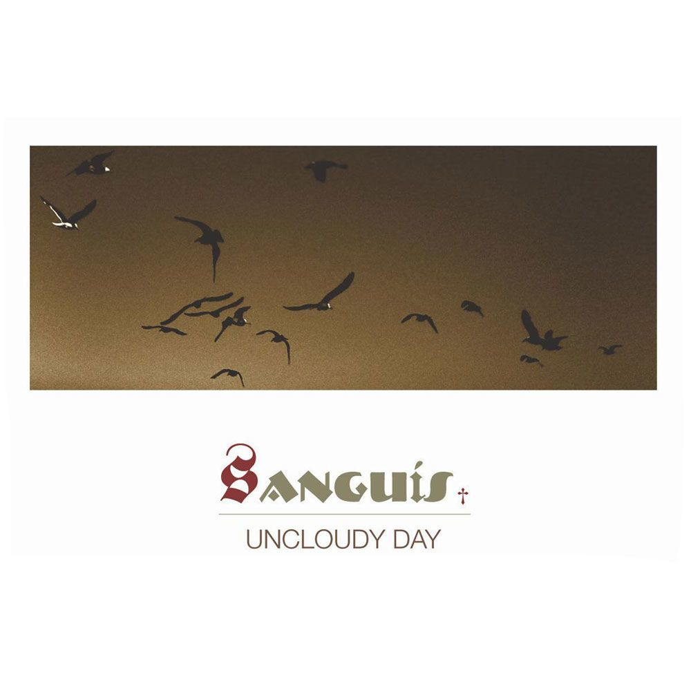 Sanguis Uncloudy Day 2009 Front Label