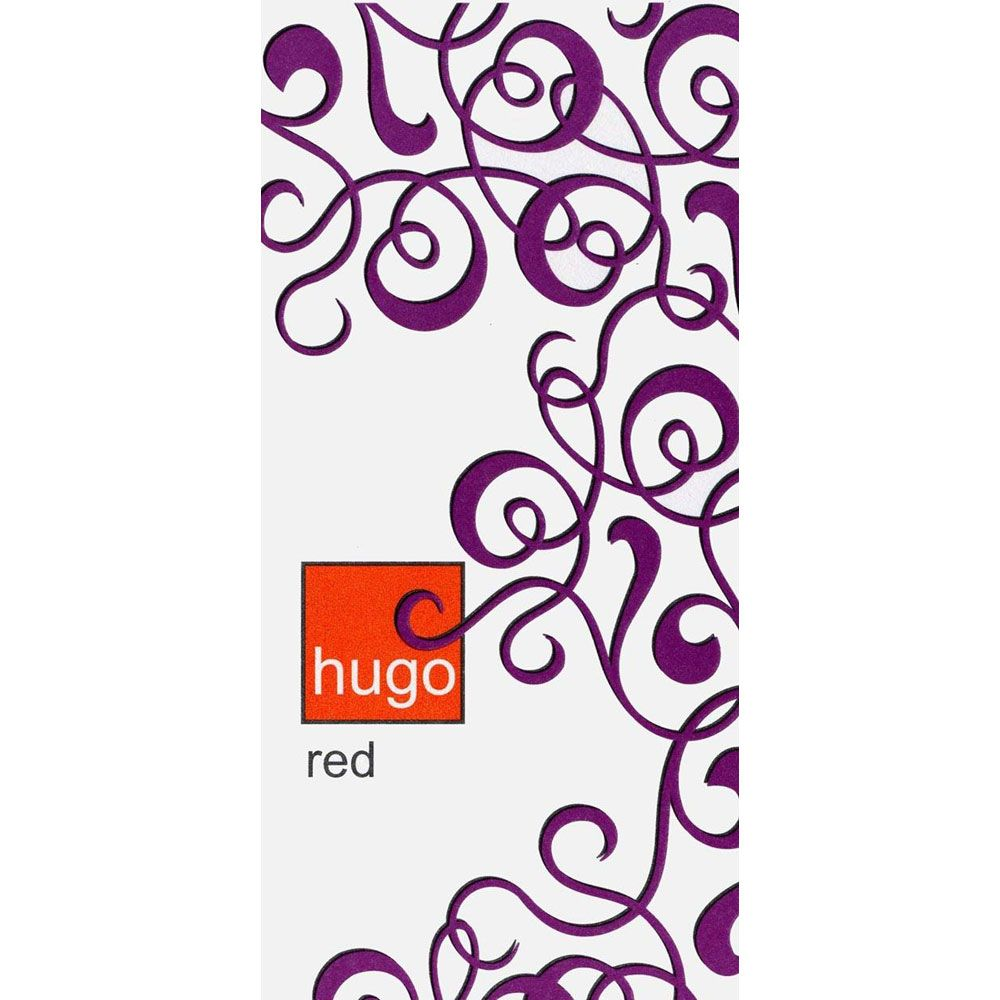 Markus Huber Hugo Red 2013 Front Label
