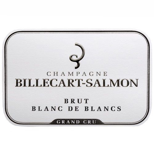 Billecart-Salmon Brut Blanc de Blancs Grand Cru Front Label