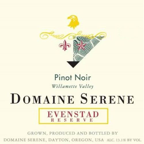 Domaine Serene Evenstad Reserve Pinot Noir (375ML half-bottle) 2013 Front Label