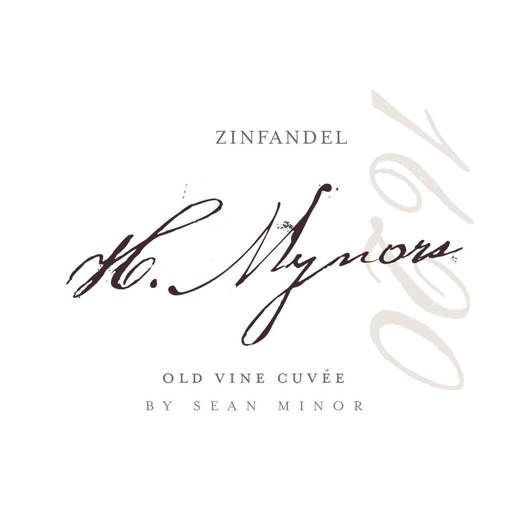 Sean Minor H. Mynors Zinfandel 2014 Front Label