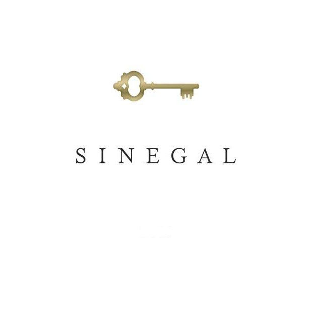 Sinegal Estate Sauvignon Blanc 2015 Front Label