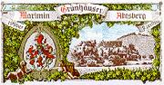 Maximin Grunhauser Abtsberg Riesling Spatlese 1999 Front Label