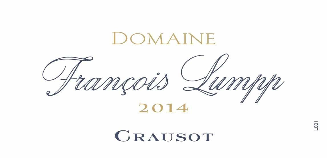Domaine Francois Lumpp Givry Crausot Premier Cru Blanc 2014 Front Label