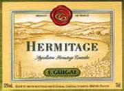 Guigal Hermitage Blanc 1995 Front Label