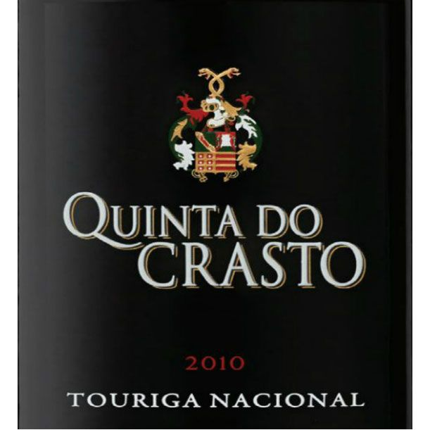 Quinta do Crasto Douro Touriga Nacional 2010 Front Label