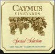 Caymus Special Selection Cabernet Sauvignon (1.5 Liter Magnum) 1987 Front Label