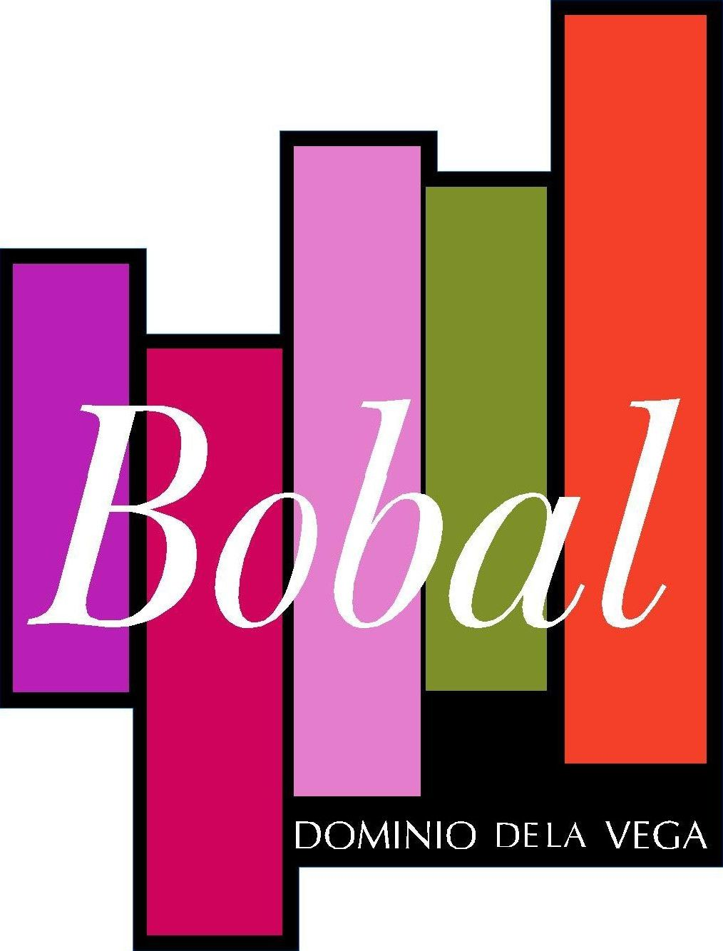 Dominio de la Vega Bobal 2012 Front Label