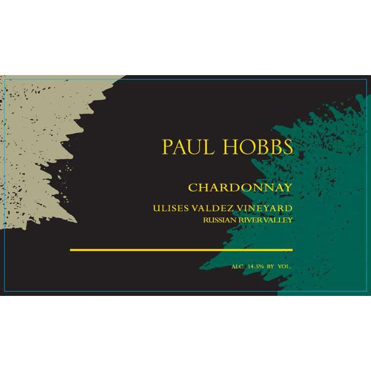 Paul Hobbs Ulises Valdez Vineyard Chardonnay 2005 Front Label