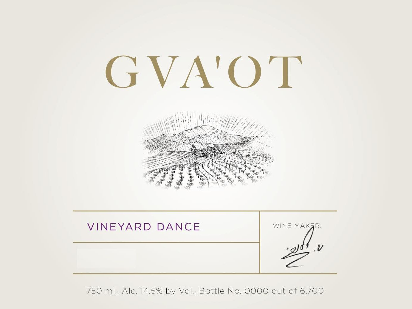 Shop gvaot winery wine flat front label of wine ccuart Gallery