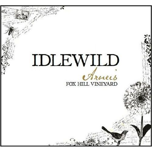 Idlewild Fox Hill Vineyard Arneis 2016 Front Label