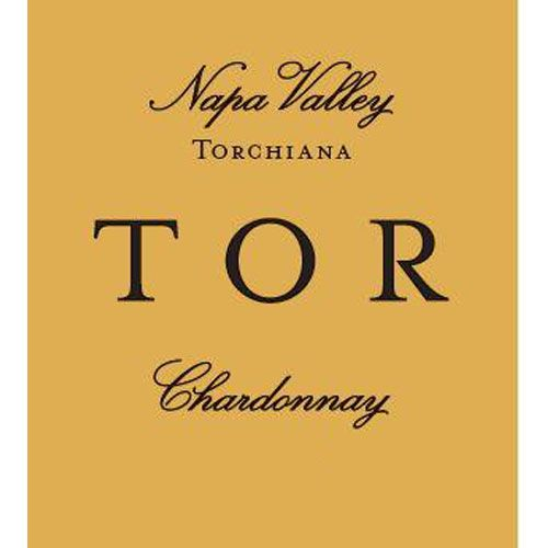 TOR Torchiana Chardonnay (torn labels) 2005 Front Label
