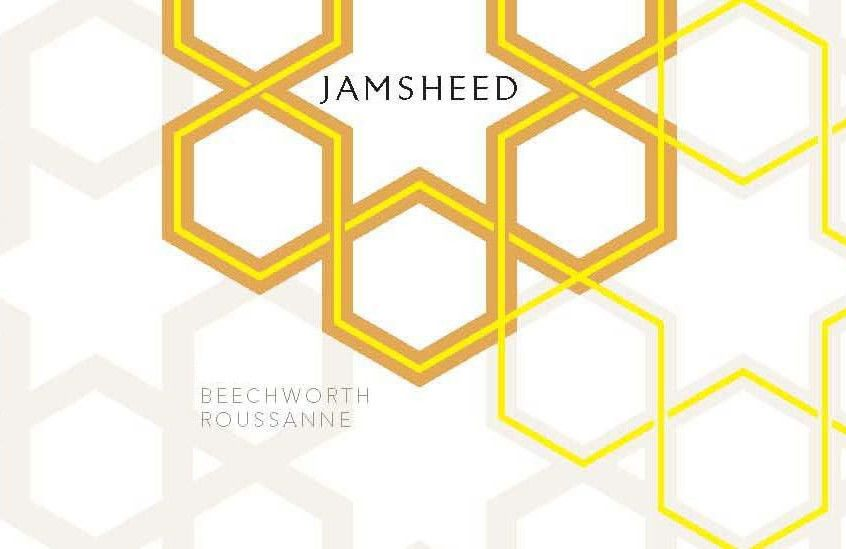 Jamsheed Roussanne 2012 Front Label